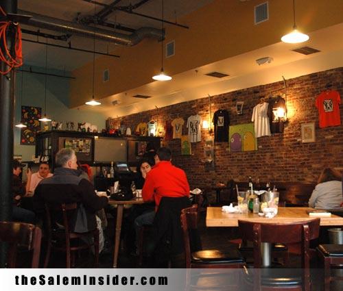 Gulu-Gulu cafe Salem