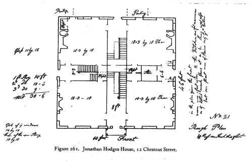Johnathan Hodges original sketch
