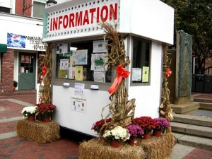 Salem's Super Info Booth
