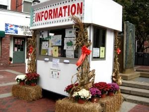 Salem's Super Info Booth