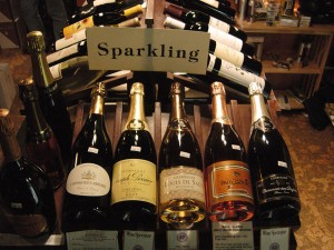Champagnes at Salem Wine Imports