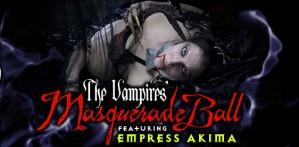 Vampire Masquerade Ball