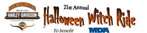 21st Annual Halloween Ride